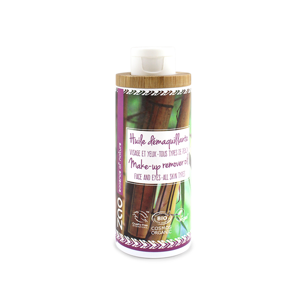 Zao Certified Organic Makeup Remover Oil
